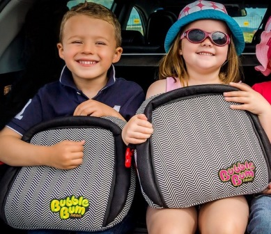 BubbleBum Inflatable Car Booster Seat Review