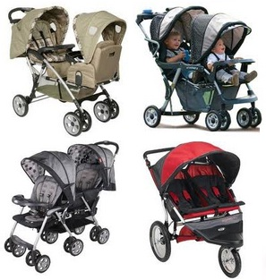 Best Double Baby Strollers