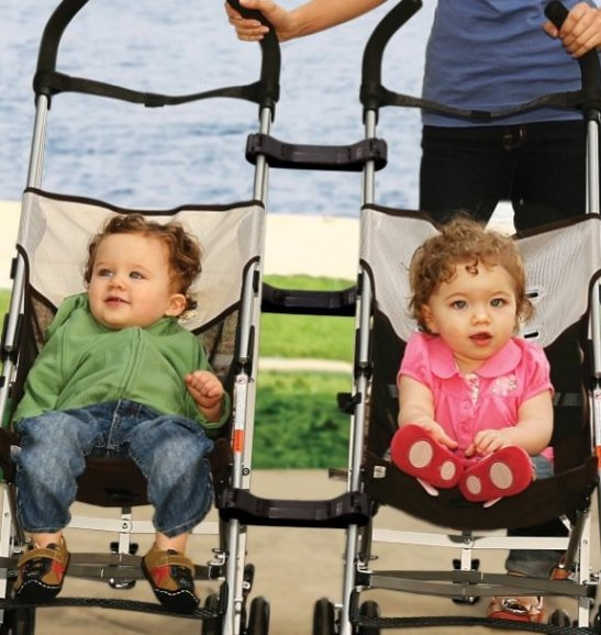 Munchkin Stroller Links: For Connecting Two strollers | Stroller ...
