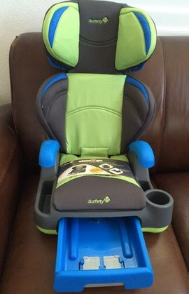 Safety 1st Store N Go with Back Booster Car Seat