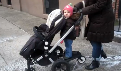 Why Use Stroller Board