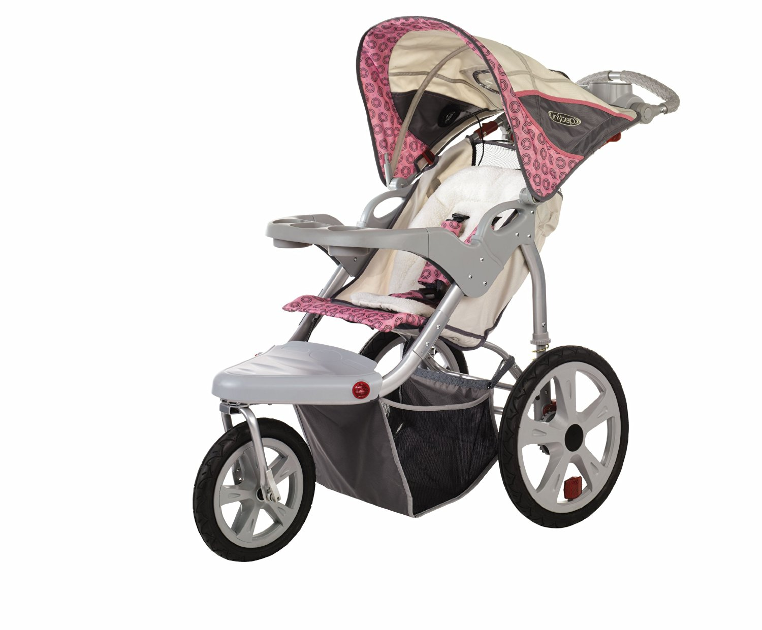 Pink Jogging Strollers: For Those Looking for Feminine ...