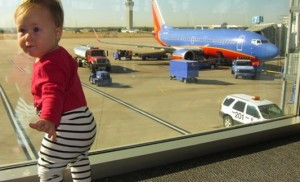 air travel with babies