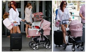 Amy Childs Roma Rizzo Stroller