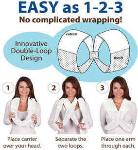 Top Baby Carrier Holder Sling Wraps Reviewed Here Stroller