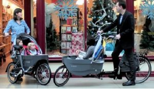 Taga Bicycle (bike) Stroller: Highly practical & multipurpose carrier