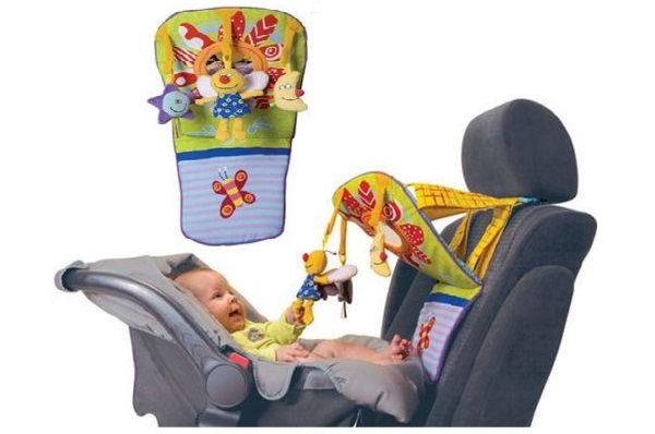Stroller Toy Bar: Keep Your Baby Entertained | Stroller Boards ...