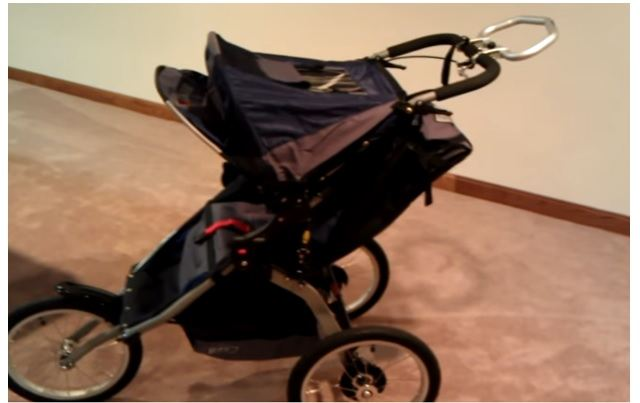 diy bar extender for jogging stroller