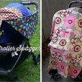 DIY: How to make a stroller cover