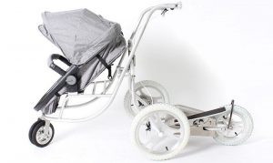 Elliptical Stepper / Stroller