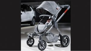 Land Rover & iCandy Launch All-terrain Stroller