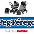 peg perego strollers