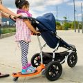 phil teds freerider stroller board