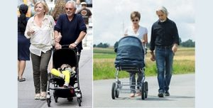 best baby strollers for grandparents