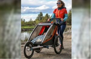 thule chariot stroller