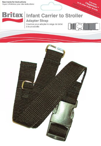 Britax Adapter Strap Kit Stroller Boards Parts Accessories