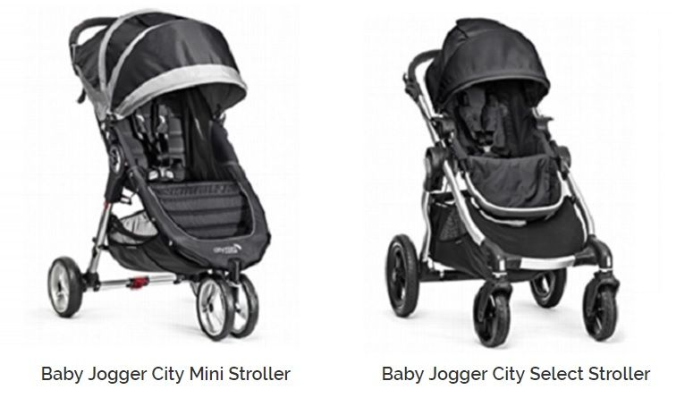 Baby Jogger City Mini Stroller Vs Baby Jogger City Select