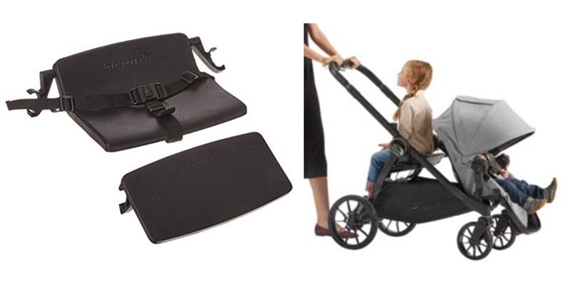 Baby Jogger City Select Lux Bench Seat Stroller Boards