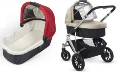 How To Assemble Install A Bassinet For Stroller