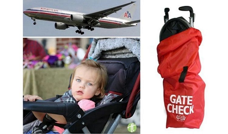 How To Pack A Stroller Travel System For Flight Stroller Boards
