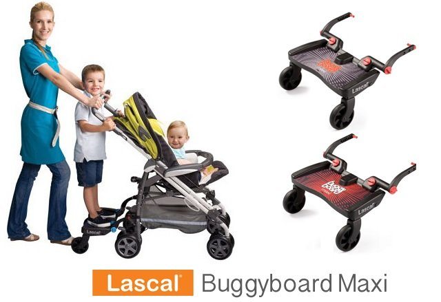 board and arms only lascal buggy board mini
